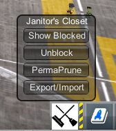 ShowBlocked Will Display A List Of All Parts Blocked, And, If A Soft Basis,  A Button So You Can Unblock A Single Part Unblock Will Unblock All Parts  Which ...